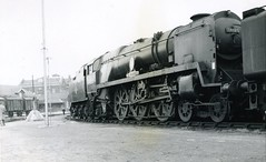 img075 (OldRailPics) Tags: west britain country battle class british railways squadron 501 eastleigh 71a of 34085