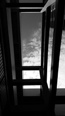 unspecified a (jumppoint5) Tags: city light urban blackandwhite cloud building contrast grid shadows estate perspective hdb