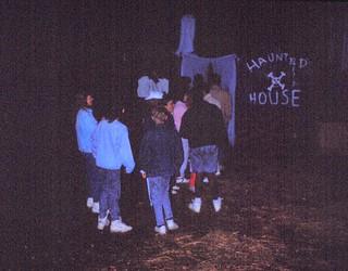 West Germany    -    Herbornseelbach    -   Halloween     -     October 1989