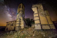 Sicilian Milky Way (davide.calasanzio) Tags: famiglia notturne stelle milkyway starscape vialattea flickrsicilia