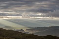 CVBest2016 (hankbann) Tags: sunset sky cloud mountains southamerica argentina clouds landscape evening rocks view dusk adventure formation rays exploration salta sudamerica geological southernhemisphere saltaprovince