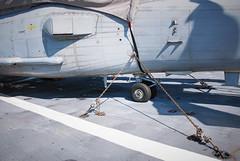 Sikorsky SH-60 Seahawk (Sameli) Tags: sikorsky sh60 sh 60 seahawk helicopter spanish navy f101 lvaro de bazn air defense frigate 2002 ship military vessel nato