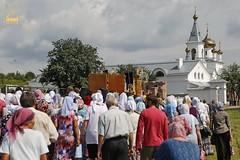 A cross procession from the village of Nikolskoe to the village of Adamovka / Крестный ход из Никольского в Адамовку (54)