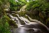 "Pecca Twin Falls. (Ian Emerson ""I'm Back"") Tags: water woodland river walking waterfall woods yorkshire scenic hoya carnforth ingleton ndx400"