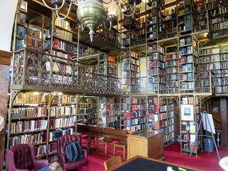 Center of Andrew Dickson White Library