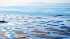 okoshiki coast (it05h1) Tags: ocean blue sea nature japan landscape coast lowtide kumamoto uto tideland japanscape it05h1