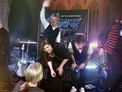 Thin White Duke, Bowie tribute band (Paul-M-Wright) Tags: uk music white david london church june st bowie concert live stage south gig group band duke 23 tribute thin georges beckenham 2016