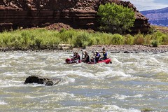 Riding the Rapids (Kool Cats Photography over 7 Million Views) Tags: sport landscape fun utah rapids rafting coloradoriver recreation watersports ef24105mmf4lisusm canoneos6d