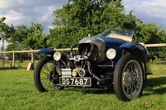 Morgan (Taracy) Tags: england apple forest vintage farm rally dean orchard morgan campsite motorcar