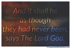 I Am Come out of My Sanctuary - Letters From God and His Christ (GraceHead) Tags: christian scripture endtimes yahushua trumpetcallofgod trumpetcallofgodonlinecom