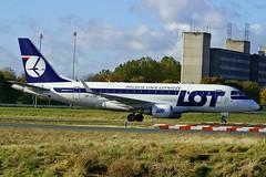 Embraer ERJ-170 ~ SP-LDH  LOT (Aero.passion DBC-1) Tags: spotting aircraft aviation avion plane dbc1 aeropassion cdg roissy embraer erj170 ~ spldh lot