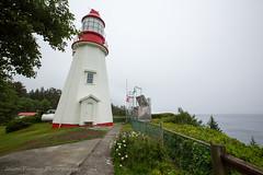 Pachena Lighthouse (Jason Pineau) Tags: lighthouse west beach vancouver island coast bc hiking britishcolumbia hike trail navigation pachena