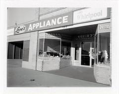 Tucumcari, NM (moominsean) Tags: polaroid 190 instant fuji fp3000b newmexico tucumcari southwest loves appliance whirlpool