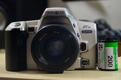 Minolta 404si/STsi (QTTheory) Tags: minolta himatic 7s himatic7s fujifilm superia200 everydaycarry edc wallet