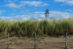 DSC_0978 (Becci12.07) Tags: nordwijk an zee holland niederlande strand meer sonne kurzurlaub leuchtturm schilf gras zaun