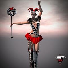 Lushish Catz, evolove @ The Mad Circus 2 Event  by PetraLAlexander-Valerian (Petra L Alexander-Valerian) Tags: evilbunnyproductions lushishcatz evolove mooh madridsolo deetalez maitreya halloweenandgachafair dark twisted aliceinwonderland circus bizarre petralalexandervalerian petralalexander themadcircus2