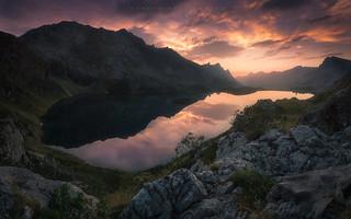 Valle de Lago II (Asturias, Spain)