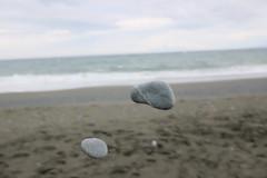 Stone and me 04 (HAMACHI!) Tags: oiso kanagawa 2016 japan summer autumn sea  stone