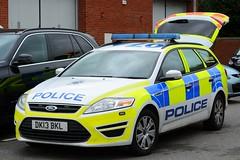 DK13 BTL (S11 AUN) Tags: cheshire police ford mondeo estate dog section policedogs dogsupportunit dsu response van 999 emergency vehicle dk13btl