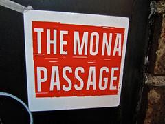 The Mona Passage, New York, NY (Robby Virus) Tags: newyorkcity newyork nyc ny manhattan city bigapple sticker slap mona passage hispaniola puerto rico caribbean sea atlantic ocean