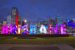 G20 lights in Brisbane (Andrew Mercer) Tags: brisbane queensland g20 brisbanegallery1 g20culturalcelebration g20gallery