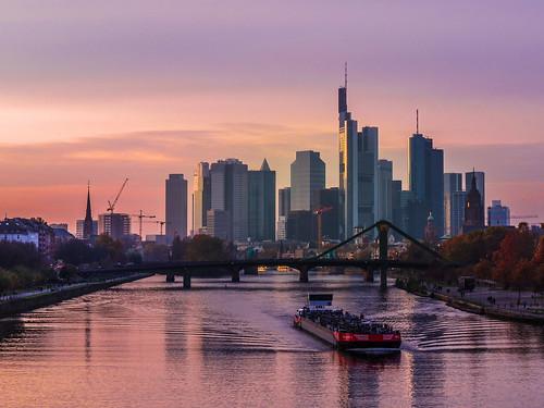 Frankfurt Skyline by Kiefer., on Flickr