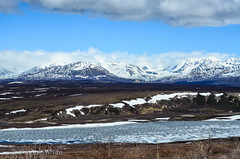 (92) Along the Denali Highway (xTexAnne) Tags: lake snow ice alaska landscape frozen denalihighway nikond7000 114picturesin2014 diannewhite