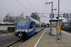 P1830370 (Lumixfan68) Tags: 3 flirt bob eisenbahn et meridian 430 429 zge bayrische stadler oberlandbahn baureihe nordbahn triebzge