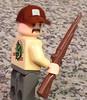 Kenny - TWD (tbone_tbl) Tags: walking dead lego tell zombie apocalypse apo walker tale apocalyptic telltale apocalego
