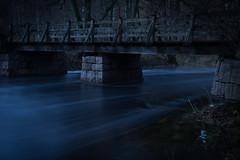 Under the Bridge (Ludvius) Tags: bridge norway night norge under natt sørlandet lillesand the austagder kaldvell ludovicophotography wwwludovicophotocom kaldvild