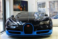 Bugatti Veyron Grand Sport Vitesse (SPV Automotive) Tags: blue sports car sport convertible grand exotic carbon fiber bugatti supercar veyron vitesse