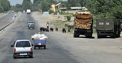 zwischen Taschkent und Buchara