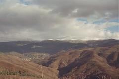 Serra da Estrela (heart-on-my-sleeve) Tags: winter snow clouds analog landscape countryside estrela villages paisagem da neve nuvens campo serra serradaestrela traveler