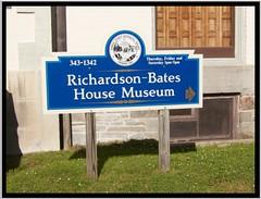 Richardson-Bates House Museum ~ Oswego NY (Onasill ~ Bill Badzo) Tags: county house ny museum architecture place historical bates society oswego richardson italianate nrhp historiic onasill