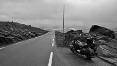 The road (storeknut) Tags: kawasaki drifter vn800