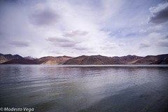 Elements III (Modesto Vega) Tags: india water reflections fire earth space air lakes elements ladakh waterbodies ind jammukashmir jammuandkashmir pangonglake