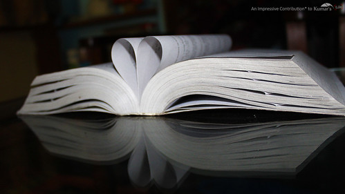 A Bare Book With A Beautiful Heart