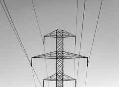 (rpm pictures) Tags: november blackandwhite tower fall contrast canon photography washington industrial power cables wires electricity graham rpm 2014 rpmphotography ryanpaulmarchese ryanpaulmarchesephotography rpmpictures