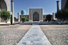 Tillya Kori Moschee Samarkand III