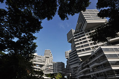(relan's terraces) Tags: urban architecture asian singapore lego os blocks oma stacking architects heights condominium interlace olescheeren buro gillman rsp