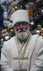 Berlin 2014  - Christmas Markets Tour - KaDeWe Santa (Canon John's 7D (Wow! 3,000,000+ views, Thanks)) Tags: santa christmas berlin germany des christmas market berlin kadwe westerns 2014 kaufhaus