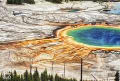 United Colors of Yellowstone (bgspix) Tags: usa landscape volcano us nationalpark rainbow earth treasury yellowstonenationalpark yellowstone hotspring prismatic ef24105mmf4lisusm canoneos5dmarkiii grandpristmatic