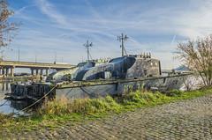 Naval boats (lennyvandijk) Tags: abandoned boats boat war ship belgium navy naval ancienne urbex