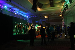 Midwest Furfest- Sunday 7 December to Monday 8 December 2014 (SperaLyoness) Tags: party dog chicago dead dance costume illinois furry midwest ohare rosemont il mascot suit convention furries hyatt regency deaddog mff fursuit mwff furfest mwff2014