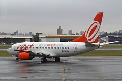 Gol Airline - Brasil (alobos Life) Tags: brazil brasil airplane airport aircraft next airline congonhas boeing paulo 700 so generation gol avion 737