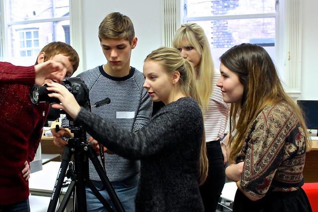LiveWire BFI Film Academy 3 Documentary Session 02