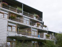 Reutlingen AltenHilfe (faasdant) Tags: home modern germany haus architect elderly rah organic care 1977 partner architekt günther behnisch reutlingen ringelbach altenhilfe