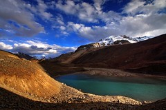 suraj tal lake himachal pradesh india (Partha Majumder) Tags: lake suraj tal