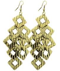 5th Avenue Brass Earrings P5030-3