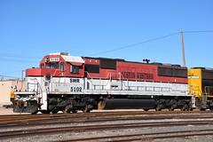 Southwestern Railroad 5102 (redfusee) Tags: swr